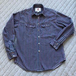 VTG Levi's Jeans for women Striped shirt.